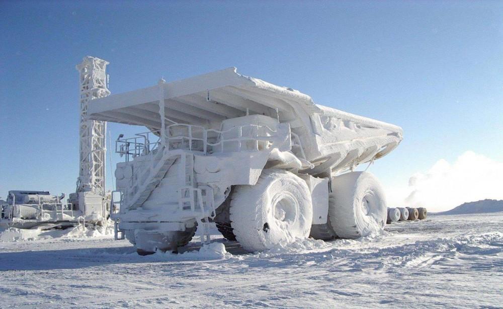 Вы подготовили свой грузовой транспорт к зиме?